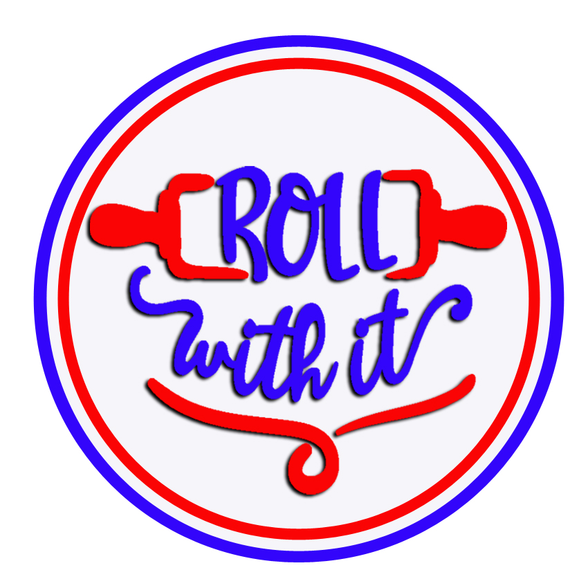 just roll with it logo new